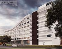 La Serene Hotel - Alexandria-Matrouh Road