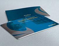 Folder Serviço de Imagens para o Hospital Brun Born