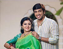 Parvathy & Kalidas Jayaram Editorial