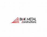 BMK Metal Construction company / Branding