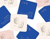 SVW Aesthetics Branding Design