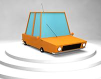 Stupid Car Series (wip 1)