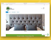 Wayca Amoblamientos | Diseño Web