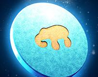 The Blue Elephant-teaser poster