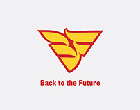 Back to the Future Logo Redesign