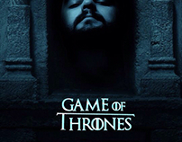 Game of thrones , hall of faces