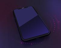 5 iPhoneX Mockups