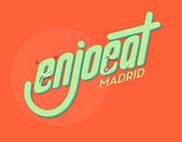 Enjoeat Madrid. La guía al punto que te dice dónde ir.