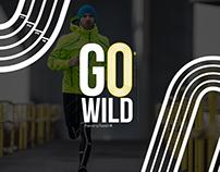 Go Wild bluetooth Headset.