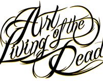Logo/type based t-shirt designs