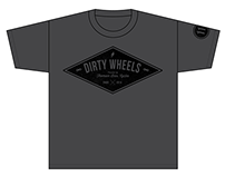 Dirty Wheels 2014 T-Shirt