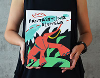 "Book ""Fantastic Jungle"""