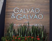 Sinalização - GALVÃO&GALVÃO Advogados