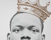 King Kuerkow Graduation Poster