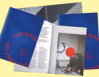 Cisterna Magazine no.1 EDITORIAL