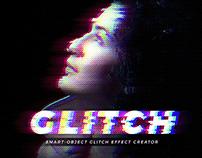 Glitch PSD Photo Effect Creator