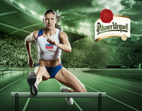 PILSNER URQUELL Olympic Games 2016