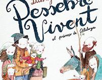 POSTER- Pessebre Vivent Corbera de Llobregat
