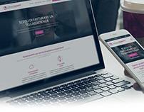 LivecareSupport - Website