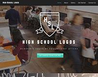 High School Logos - Website and example logos