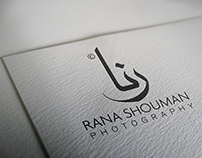 Rana Shouman Photographer Logo