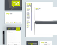Forge Integrated Health - Full Branding Suite