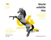 World Wildlife | Modern and Creative Templates Suite
