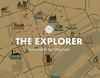 The Explorer - Rotterdam
