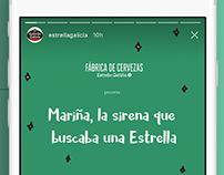 "Estrella Galicia. ""Storiestelling"". - Mariña"
