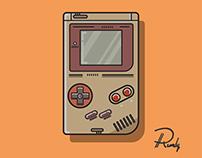 Nintendo Console Game Boy