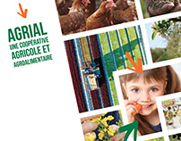 Agrial, une coopérative agricole et agroalimentaire