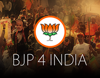 BJP4India- An app to connect people with their leaders