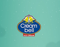 Creambell Website Re-design