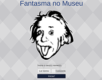 Fantasma no Museu - ARG (Alternate Reality Game)