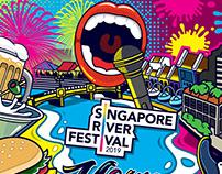 Singapore River Festival 2019