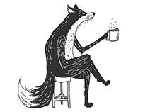 A Fox & Mule