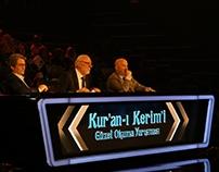 Kur'an-ı Kerim'i Güzel Okuma Yarışması Tasarımları