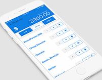 'Mtg_Calc' Mobile App Prototype & Design