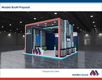 Masdar Booth Proposal
