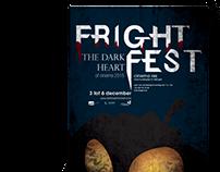 FrightFest School assignment