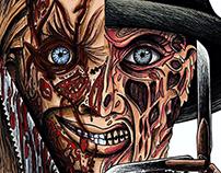 Chucky VS Freddy