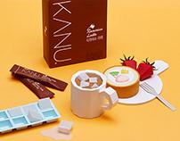 KANU_Tiramisu Latte_PAPERART