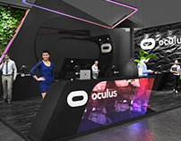 -Oculus- Exhibition booth