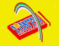 Tony's Chocolonely : Playground Paris