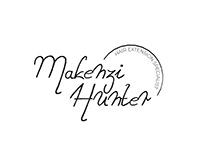 Makenzi Hunter Hair Identity + Landing Page + Blog Page