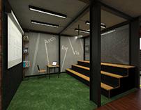 Underground Classroom