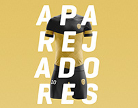 APAREJADORES RUGBY - RESTYLING