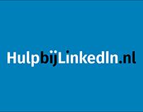 1001_VisCom | Logo/Brand, HulpBijLinkedIn.nl