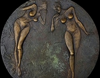 Sketches In Bronze / Figurative