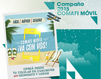 Banco Comafi - Campaña